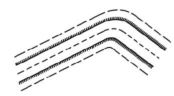 راه خاکی و جیپ رو